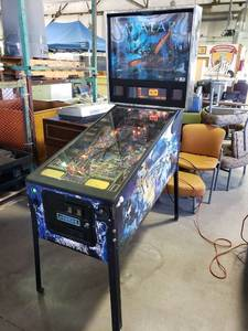 Avatar pinball game