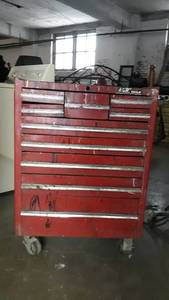 Mac Tools Rolling Tool Cabinet
