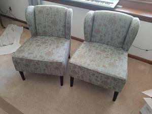 Pair of Designers Chairs