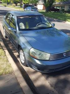 2003 Saturn L200. Has odometer error. Seller believes car to have approximately 180,000 miles, odometer shows approximately 695000. Appears to still be a good work / school / 2nd car.