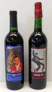 "2002 Graceland Cellars Jailhouse Red Merlot & Graceland Cellars ""Blue Christmas"" 2002 Napa Valley Cabernet Sauvignon"