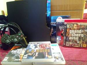 Sony PlayStation 3 console, Games, and accessories