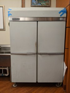 Hobart Refrigerator H2 Contents Included. Does Not Run