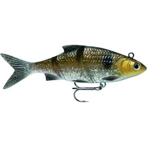 Storm Live Kickin' Shad 03 Fishing Lure, Gold Shiner