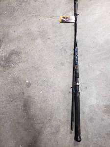Matzuo 6ft 2pc Medium Fishing Rod