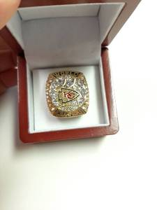 Super Bowl LIV Kansas City Chiefs Replica Championship Ring