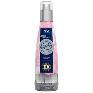 Glade Bright Sweetpea & Pear Fine Fragrance Mist No. 2 - 6.2oz