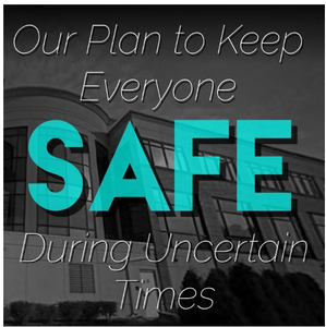 Please Take 1 minute to view / read about how we are working to keep everyone safe / No Contact Load Out