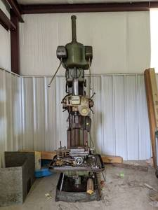 Fosdick MT CO Drill Press