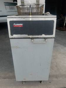 Frymaster Propane Gas Fryer GF14SP