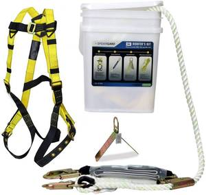 spidergard roofers kit