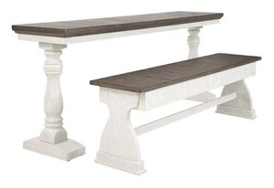 Braelow Dining Room Table and Bench (Set of 2) - Signature Design by Ashley