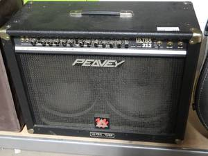 Peavey Ultra 2-Channel Tube Amp
