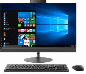 "2019 Lenovo IdeaCentre 520 All-In-One Desktop Computer, 27"" QHD Touchscreen MSRP $1,199"