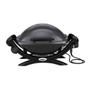 Weber Q-1400 Electric Grill Dark Gray