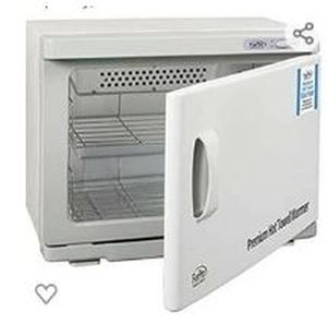 Forpro Premium Hot Towel Warmer W Uv Sterilization & Two Stainless Steel Racks