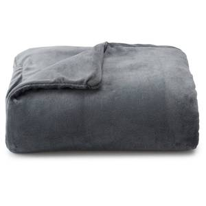 Brookstone Calming Weighted Throw Blanket, Grey, 18 LBS