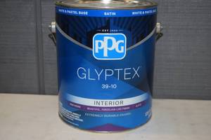 Gallon PPG Glyptex Satin Paint