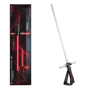 Star Wars - The Black Series Supreme Leader Kylo Ren Force FX Elite Lightsaber