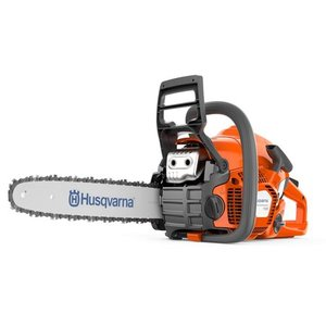 Husqvarna 130 Lightweight 38cc 2 HP Engine 16 Inch Bar Gas Powered Chainsaw