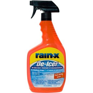 Rain-X - 32oz - Automotive De-Icer - Orange