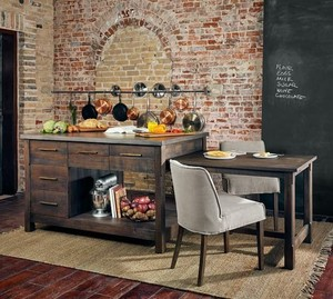 Elworth Kitchen Island
