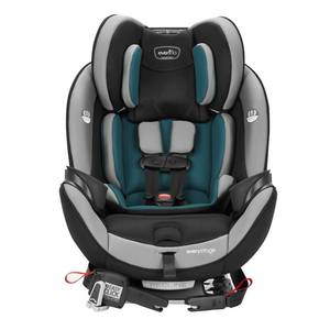Evenflo EveryStage DLX 3-in-1 Convertible Car Seat - Reefs