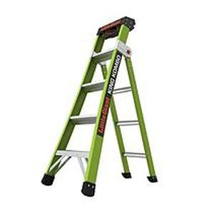 Little Giant King Kombo Pro M5 3-in-1 Fiberglass Type 1AA Ladder