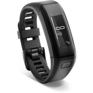 Garmin 010-01955-09 Vivosmart HR Activity Tracker X-Large Fit - Black