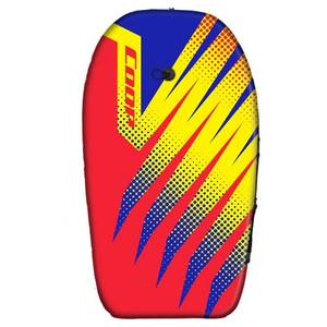 "COOP Pipe 33"" Bodyboard - Red/Yellow/Blue"