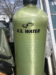 New 300 gallon fiberglass tank easy to haul new Never been used many uses use your imagination