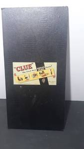 1949 Vintage Clue Gameboard