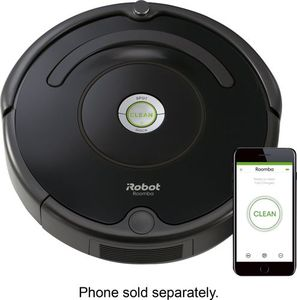 iRobot Roomba 675 Wi-Fi Connected Robot Vacuum
