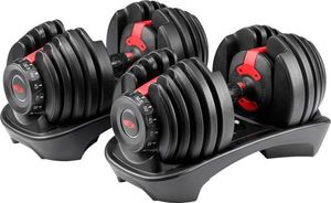 Lot (2) Select Tech 552 Dumbbells