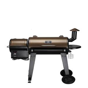 Z Grills ZPG-450A Wood Pellet Barbecue Grill And Smoker with Digital Temperature Controls, Perfect Family Size Backyard BBQ Grill