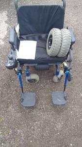 Invacare Storm Series Ranger X Electric Wheelchair