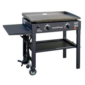 "28"" Griddle Cooking Station - Black - Blackstone"