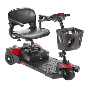 Scout 3-Wheel Scooter, Red