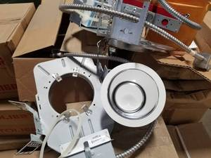 Pallet of Phillips Recessed LED Can Lights