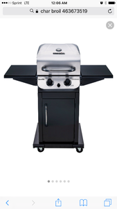 New charbroil performance series 2 burner gas grill Get ready for summer grilling season