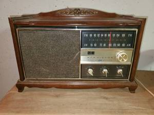 RCA Victor Solid State Radio