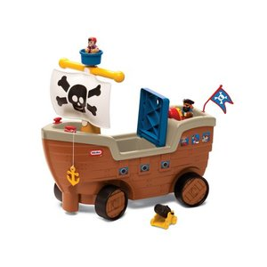 Little Tikes Play 'n Scoot Pirate Ship