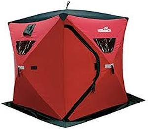 ThunderBay Insulated ice Fishing Tent