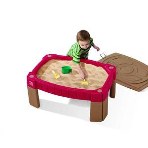 Step 2 Naturally Playful Sand Table