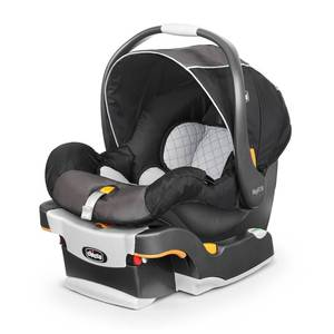 Chicco Keyfit 30 Infant Car Seat - Iron, Black