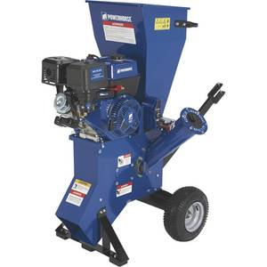 Powerhorse Wood Chipper/Shredder — 420cc Powerhorse OHV Engine, 4in. Chipping Capacity MSRP $799.99