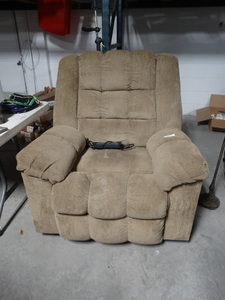 OverSized Powerlift Recliner- Electric recliner- Like NEW!!