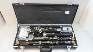 Allora AABN-141 Student Series Bassoon Black