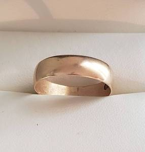 18K Gold Band ~ 4.1 grams