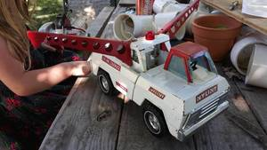 Vintage Nylint A-1 Towing Truck